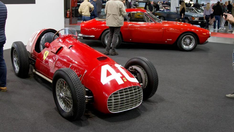 Ferrari F1 Ascari Alberto Fangio autoclassica
