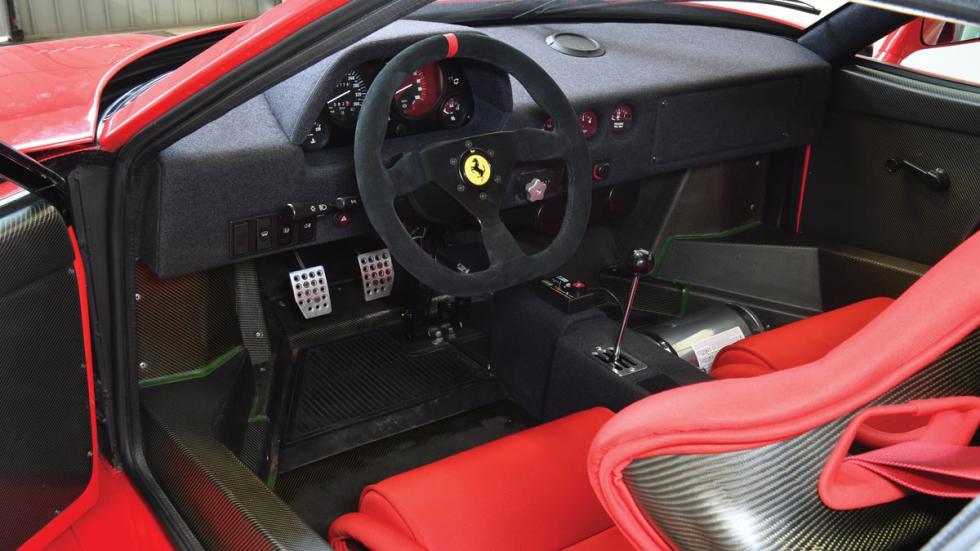 Ferrari F40 Duemila Ruote deportivo superdeportivo clasico