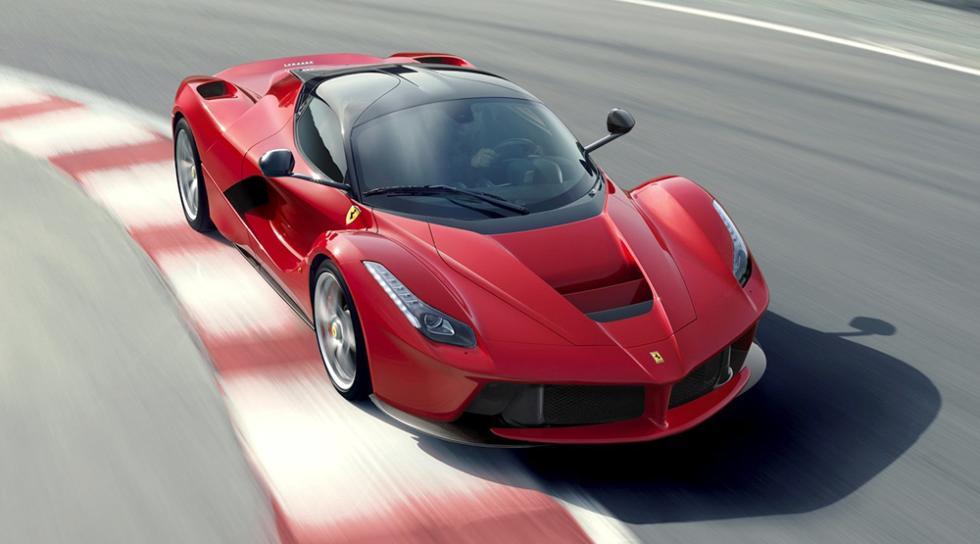 Ferrari LaFerrari - Top Cars Motion
