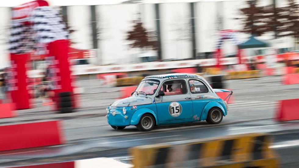 Fiat 500 competición abarth autoclassica