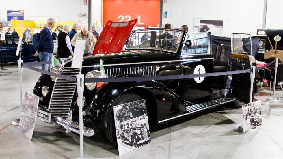 Fiat Torpedo Mussolini autoclassica