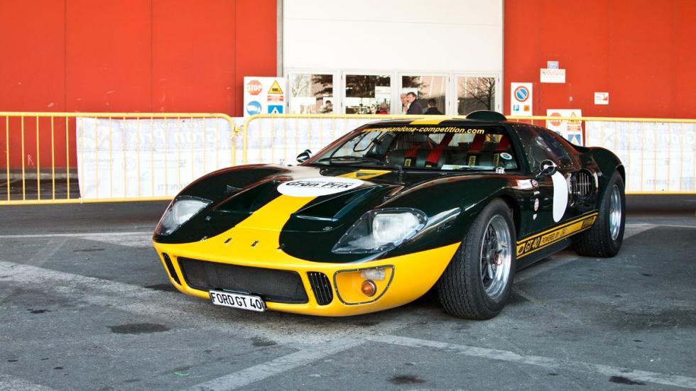Ford GT40 autoclassica clásicos deportivo