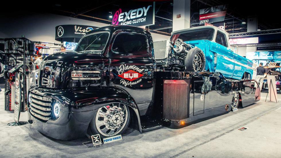 Ford M5 y GMC C10