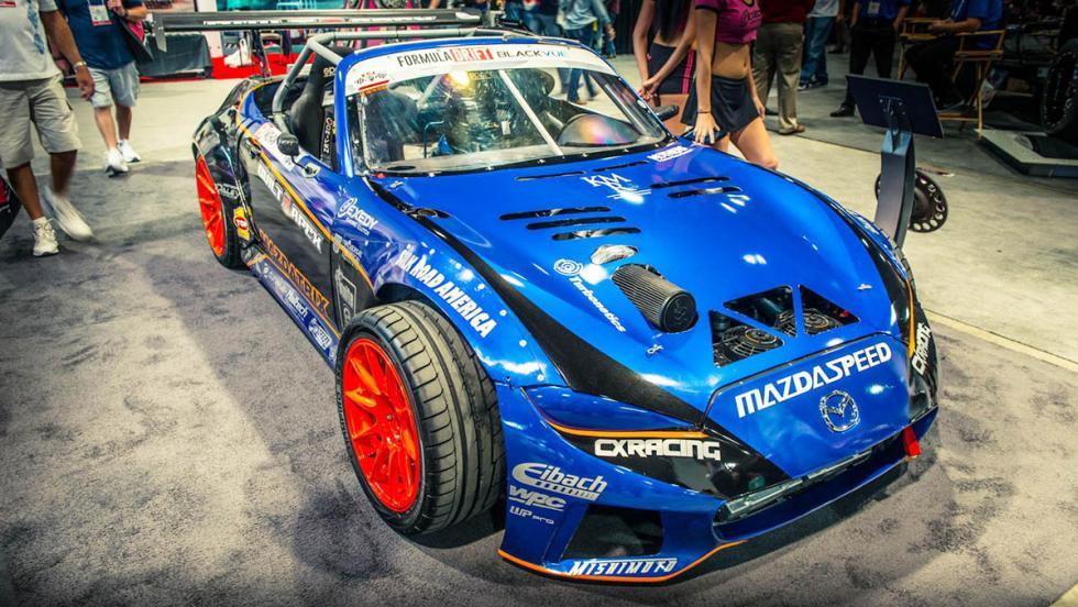 Formula D MX-5