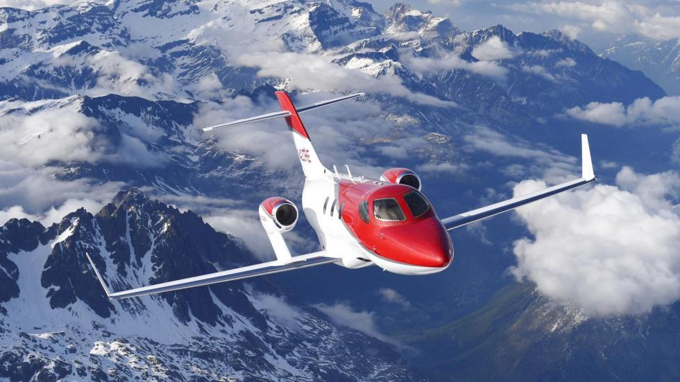 HA-420 HondaJet: 4,2 millones de euros