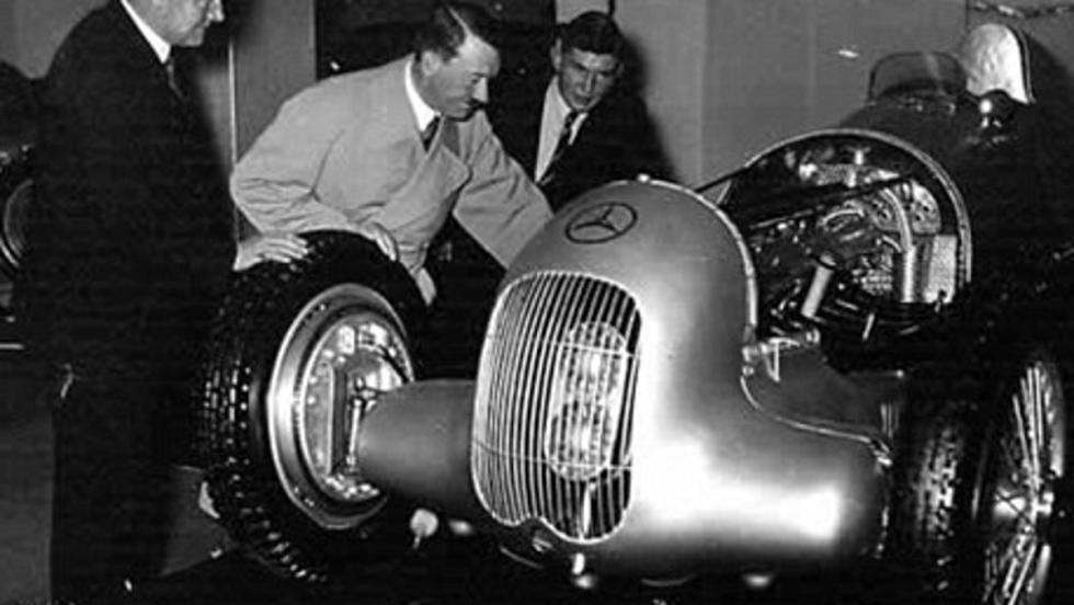 Hitler impulsó la alta velocidad alemana en los monoplazas