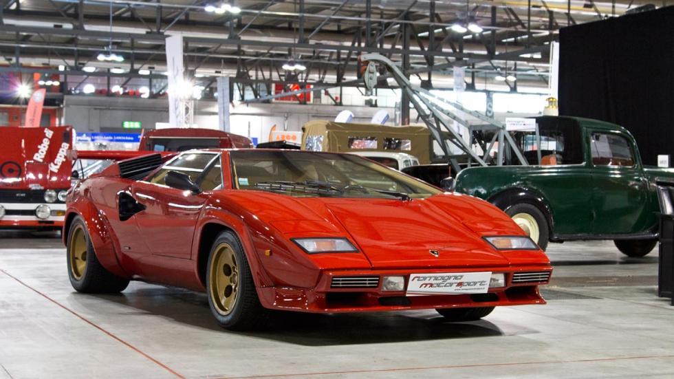 Lamborghini Countach 5000 autoclassica deportivo clásico