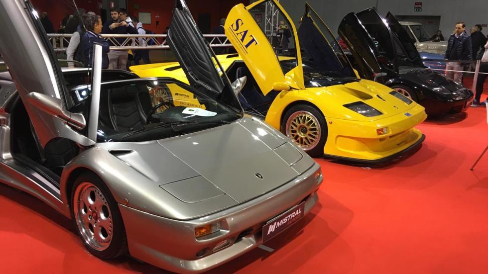 Lamborghini Diablo GT1 VT deportivo clásico autoclassica lujo
