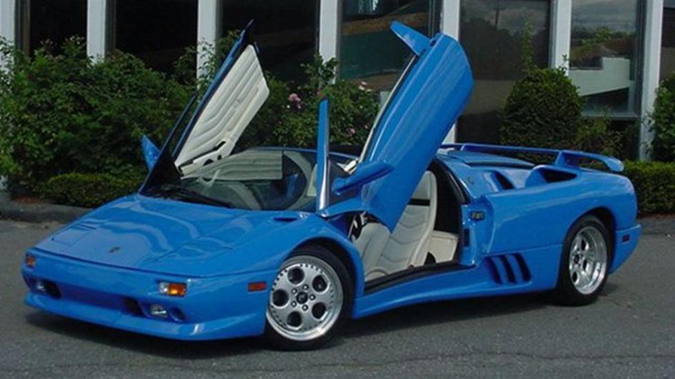El Lamborghini Diablo VT Roadster de 1997 de Donald Trump
