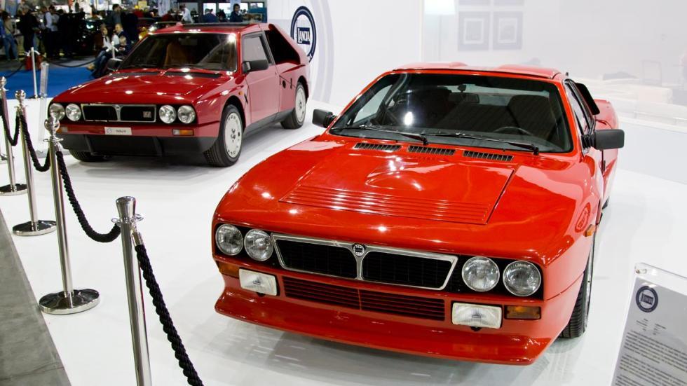Lancia 037 Lancia S4 deportivos clásicos
