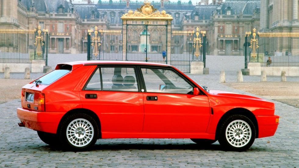 Lancia Delta HF Integrale turbo deportivo compacto radical