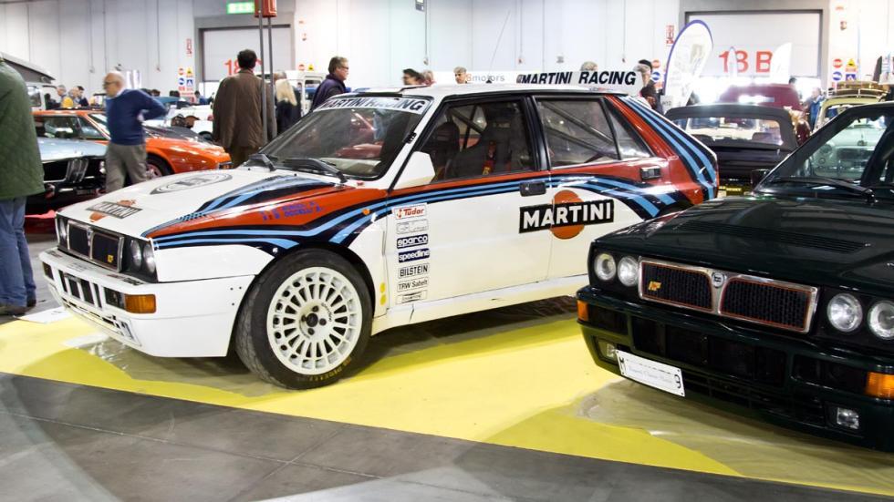 Lancia Delta HF Integrale autoclassica clásico deportivo compacto