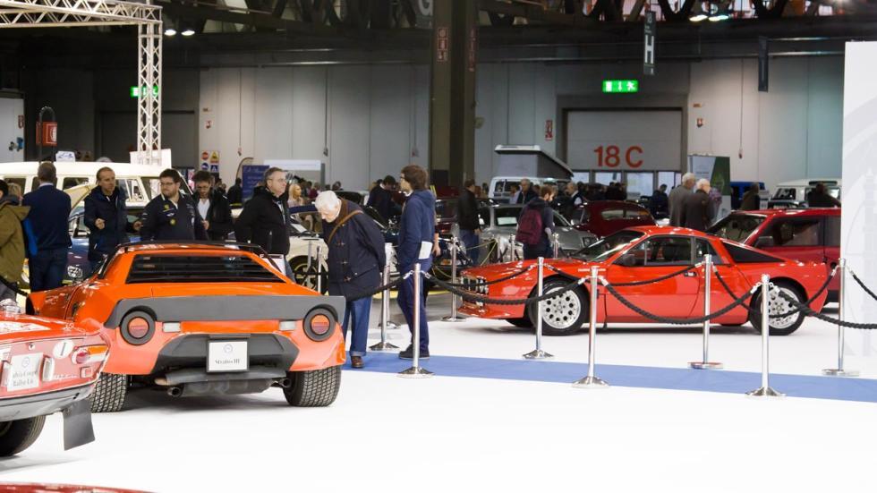 Lancia Stratos 037 clásicos deportivos