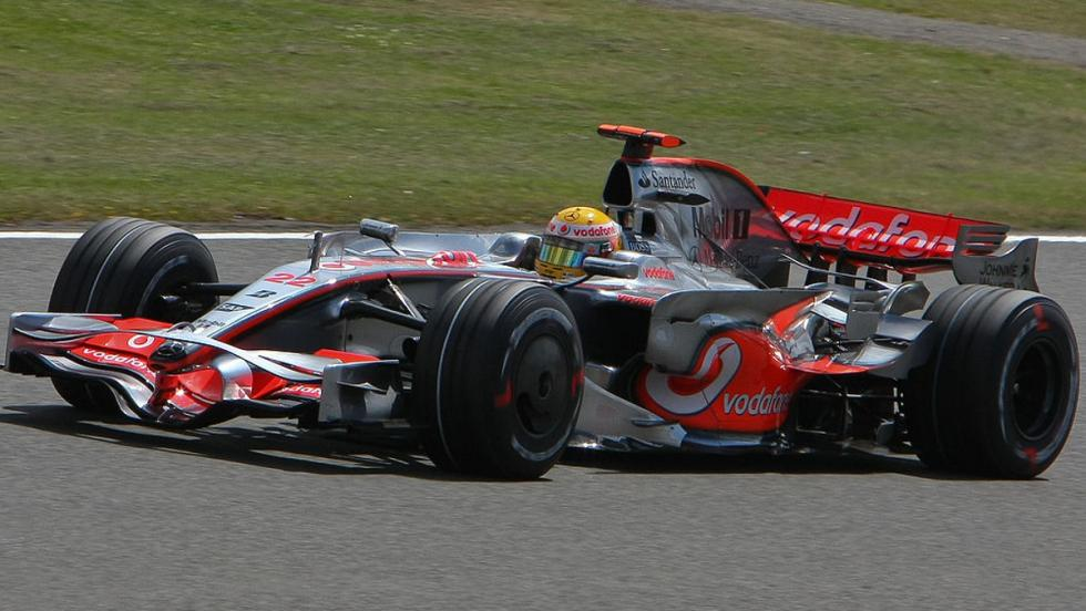 Lewis Hamilton entregó el último mundial de pilotos a McLaren en 2008