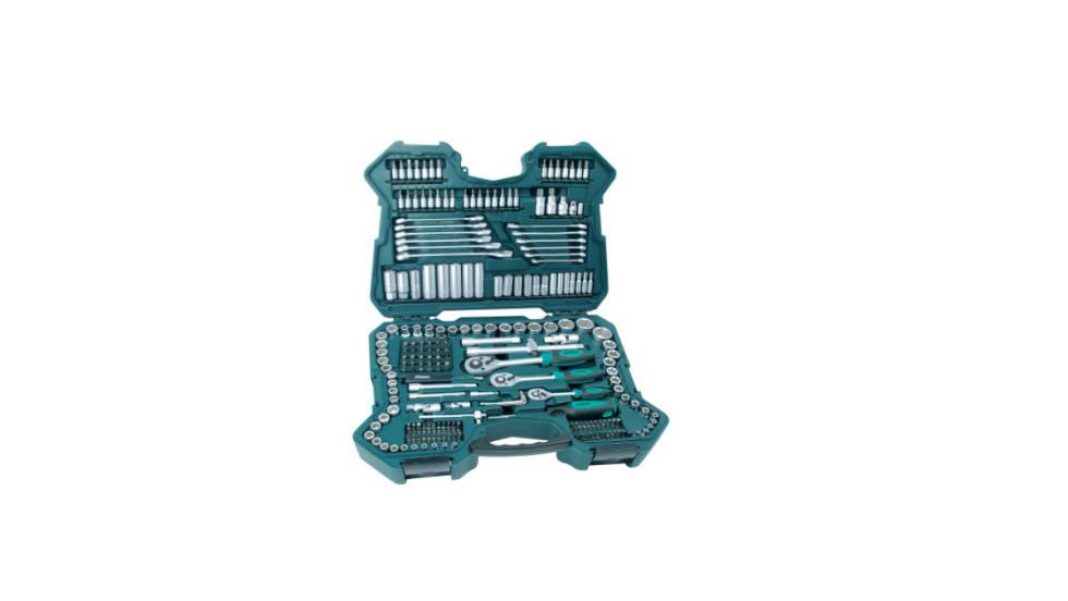 Maletín de herramientas: 122 euros