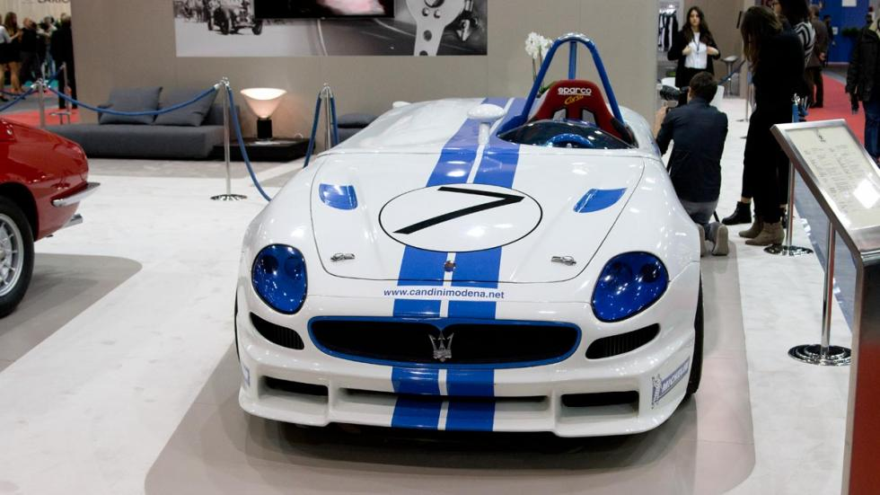 Maserati 3200 Monoplaza deportivo clásico autoclassica