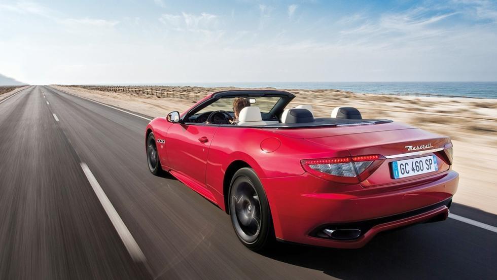 Maserati Gran Cabrio - Lux Cars Mallorca