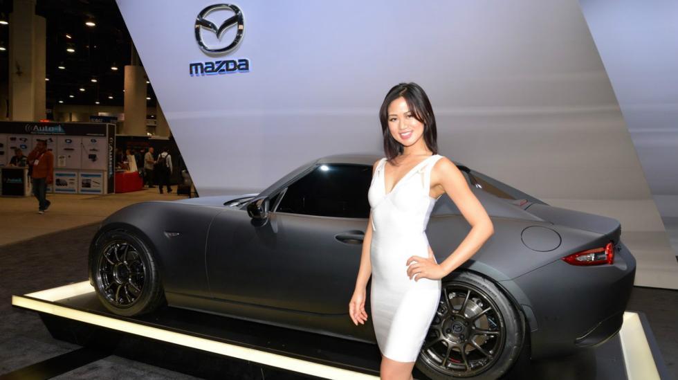 Mazda MX-5 RF Kuro