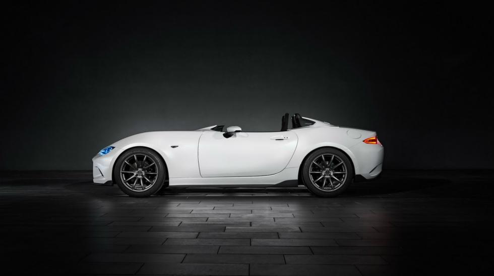 Mazda MX-5 Speedster Evolution