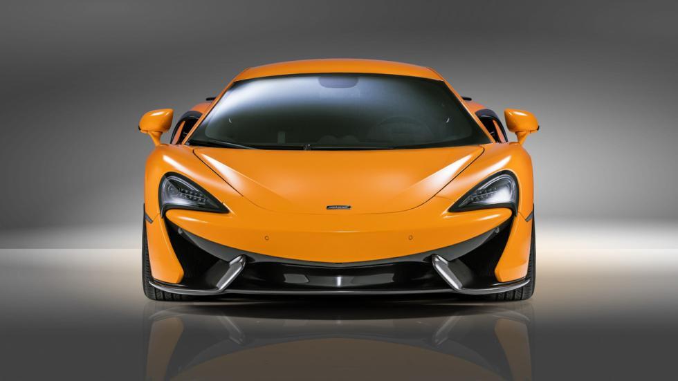 McLaren 570S Novitec deportivo preparaciones lujo 570 S naranja