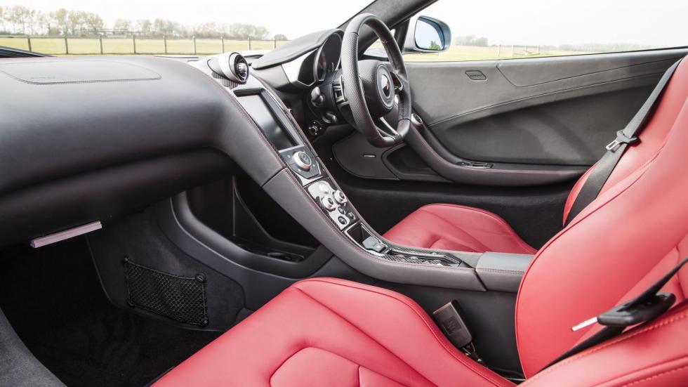 McLaren 650S plata lujo deportivo superdeportivo altas prestaciones