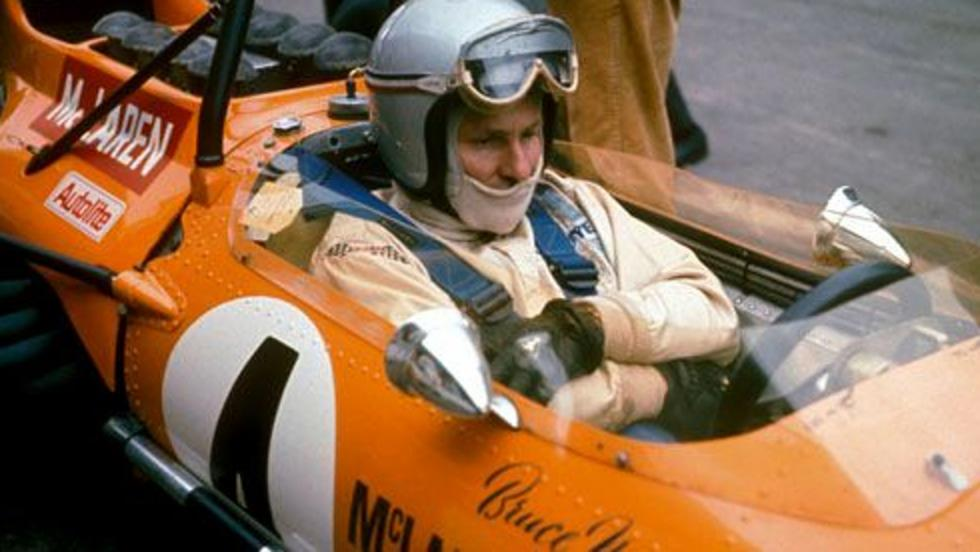 McLaren, una escudería de leyenda