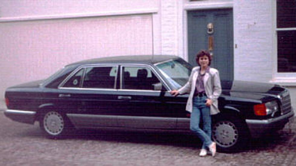 El Mercedes 420 SEL de Freddie Mercury