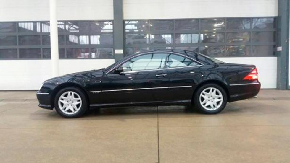 Mercedes-Benz CL 600 V12: 5.490 euros