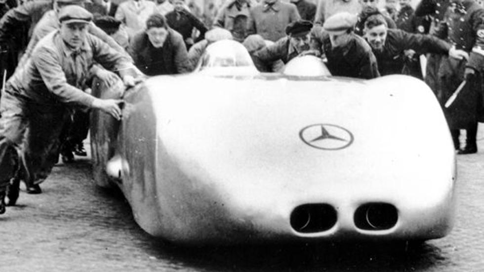 Mercedes W125 y Rudolf Caracciola: Una pareja de récord