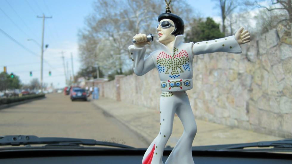 El muñeco de Elvis