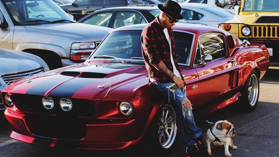 El Mustang GT500 de Lewis Hamilton