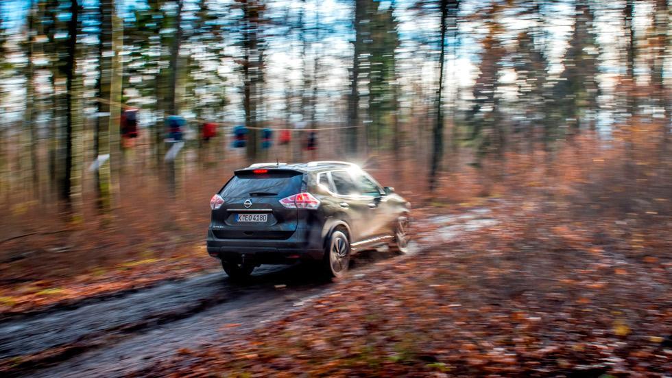 Nissan X-Trail 2017 (V)