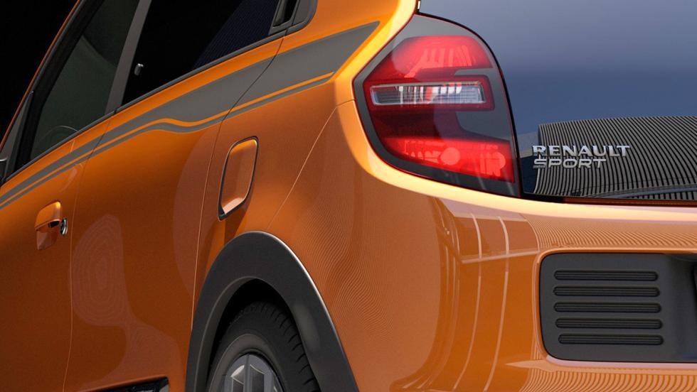 Nuevo Renault Twingo GT