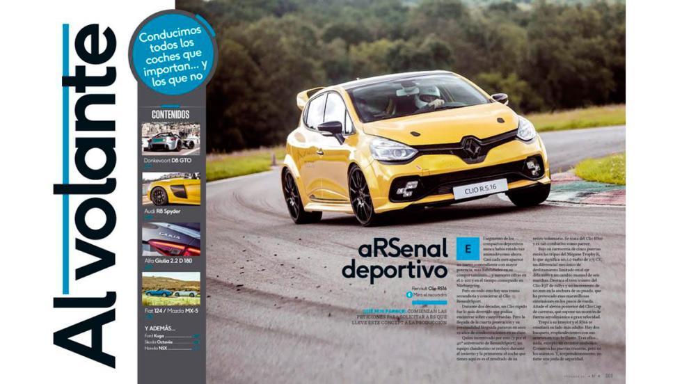 Número 4 Top Gear España (I)