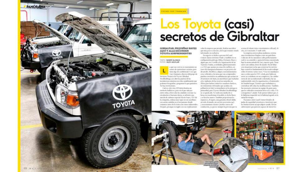 Número 4 Top Gear España (II)