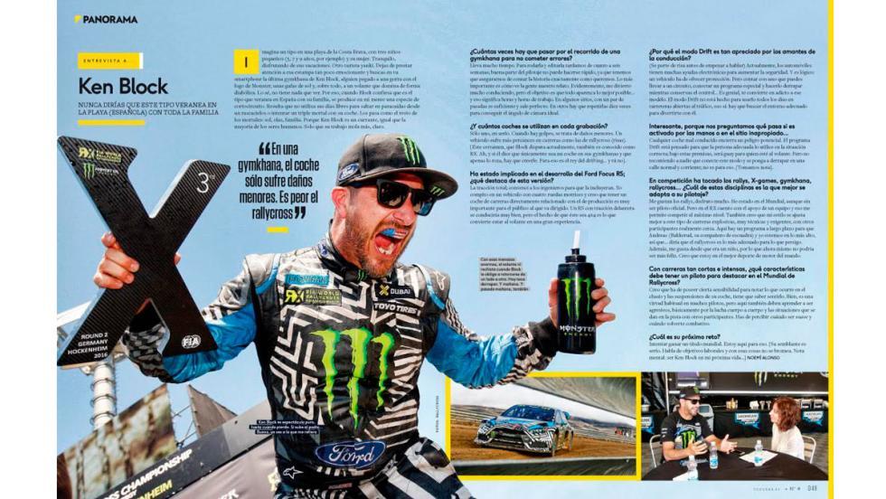 Número 4 Top Gear España (IV)