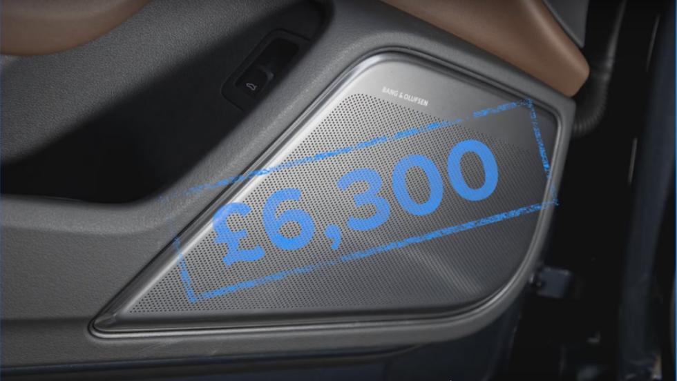 Opciones extras más caras que un coche nuevo