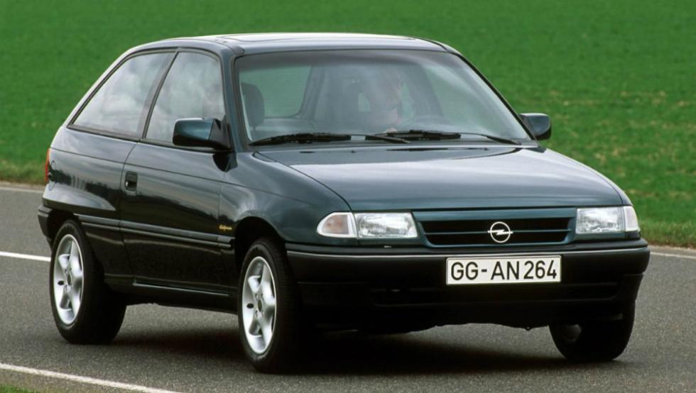 Opel Astra F (1991 - 1997)