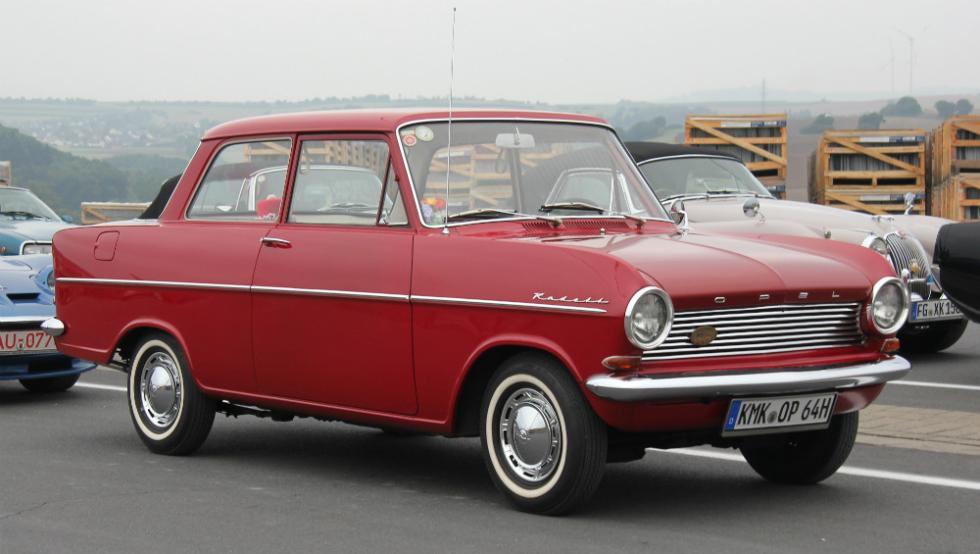 Opel Kadett A (1962 - 1965)