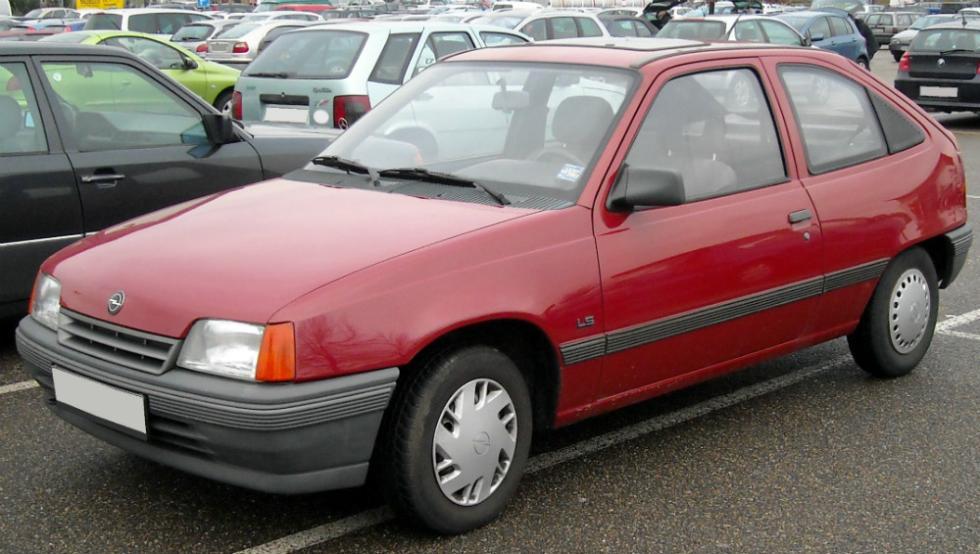 Opel Kadett E (1984 - 1991)