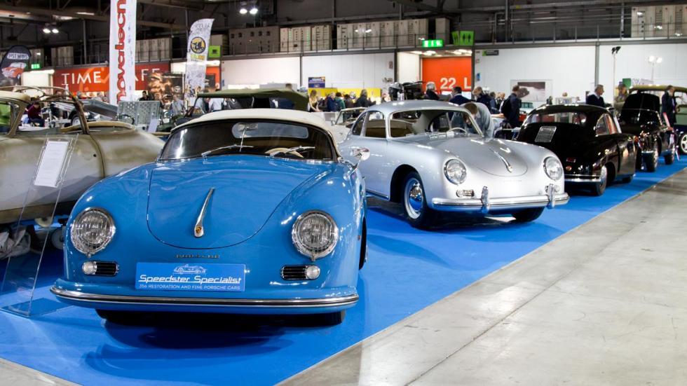 Porsche 356 autoclassica deportivo clásico