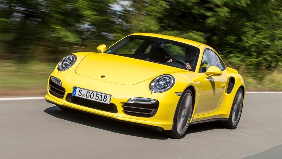 Porsche 911 Turbo - Top Cars Motion