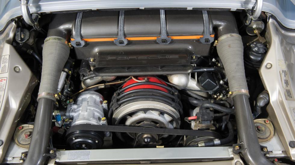 Porsche 959 Komfort Duemila Ruote deportivo clásico lujo subasta