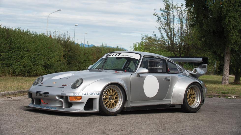 Porsche 993 GT2 Duemila Ruote subasta milan lujo deportivo