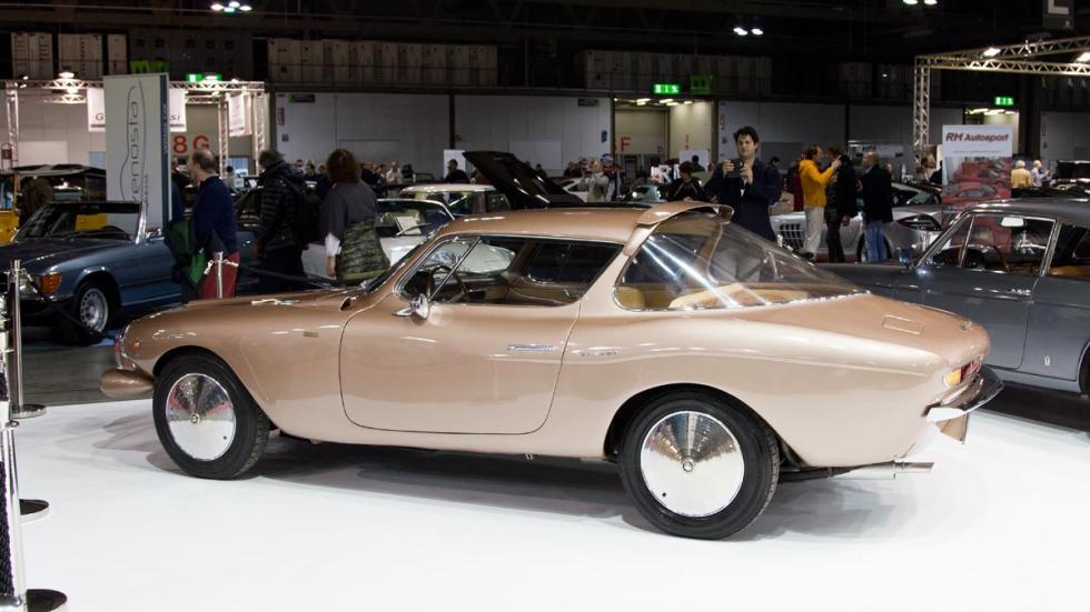 Prototipo Lancia autoclassica
