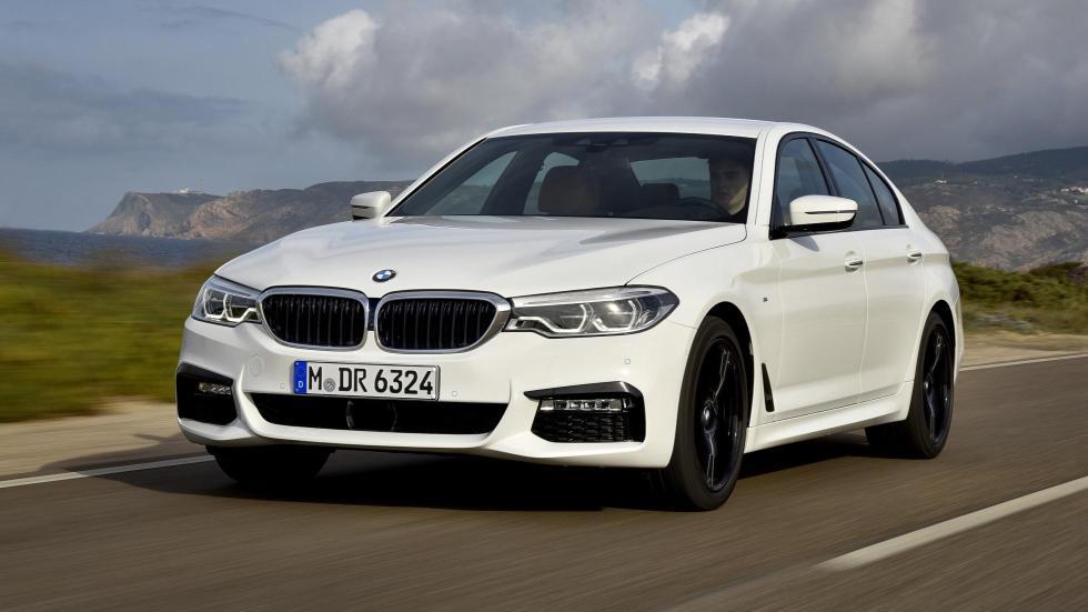 Prueba del BMW Serie 5 2017