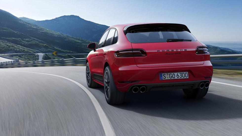 Prueba del Porsche Macan GTS