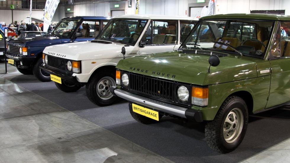 Range Rover Serie I autoclassica todo terreno clasico