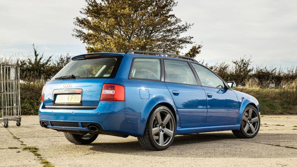 Razones para comprar un Audi RS6: es precioso