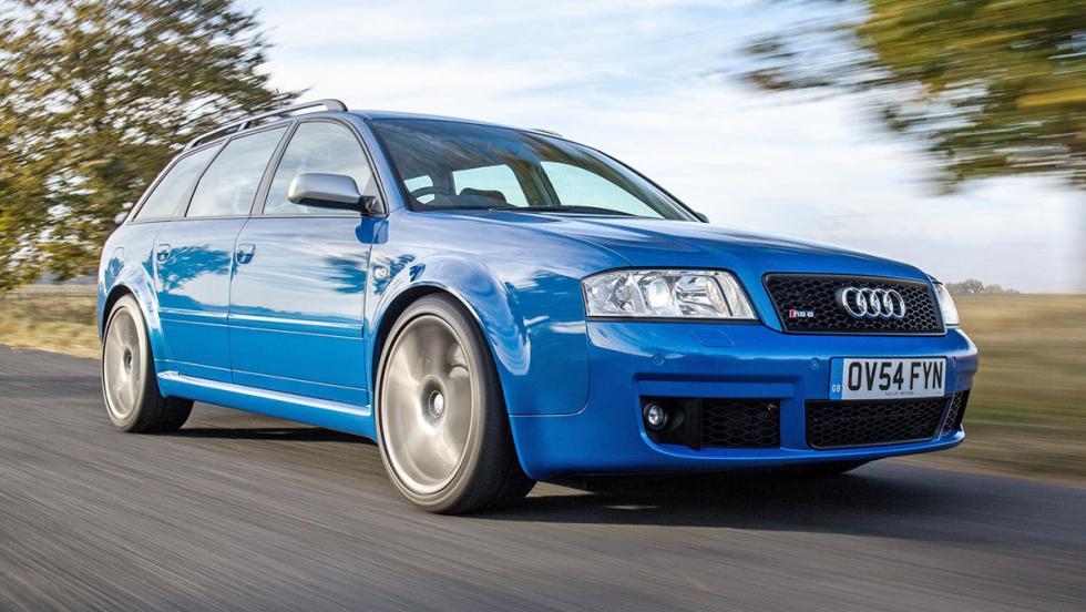 Razones para comprar un Audi RS6: fue uno de los primeros miembros de la familia RS